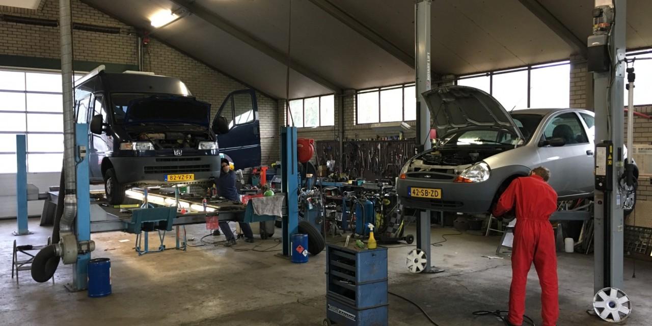 Werkplaats autobedrijf van der meulen for Autobedrijf avan